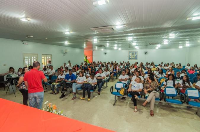 Conferência amplia debate sobre ações de assistência social em Itabuna - Foto Gabriel de Oliveira (2)