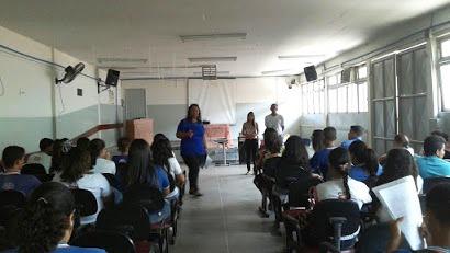 Estudantes do CIOMF participam de atividade do Crack, é Possível Vencer - Foto Divulgação (3)