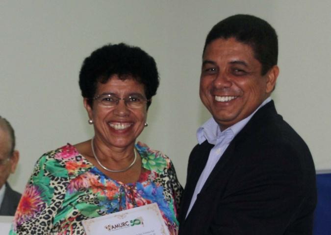 Josefina Castro e Lenildo Santana