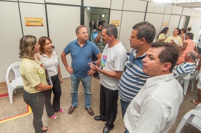 Vane recebe secretário de Saúde da Bahia que anuncia reforço no combate ao Aedes aegytpi  Foto Lucas França (2)