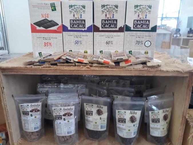 Comercialização de chocolates da agricultura familiar cresce no mercado